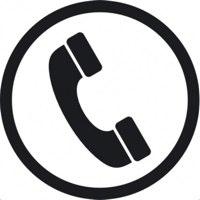 Afbeeldingsresultaat voor icoon telefoon